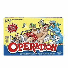 Hasbro Operation Vintage Board & Traditional Games