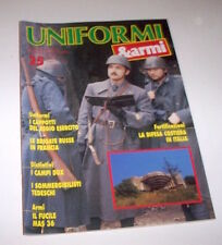 Militaria - Rivista Uniformi e Armi - N° 25 - febbraio 1993