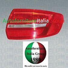 FANALE FANALINO STOP POSTERIORE DX ESTERNO AUDI A3 5P SPORTBACK 08>12 MARELLI