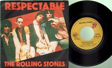 Rolling stones - Respectable/When the whip comes down