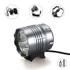 LED Recargable Cree XM-L T6 linterna antorcha lámpara + Cargador +18650 Bateria