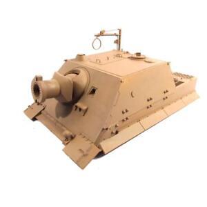 Mato 1/16 German Sturmtiger RC Tank Plastic Upper Hull Yellow MF3016