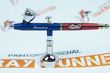 Harder & Steenbeck Infinity Chameleon #1 0.2mm aluminum Airbrush