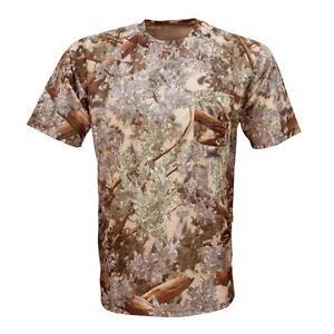 King's Camo Men's Hunter Series Short Sleeve Shirt Desert Shadow