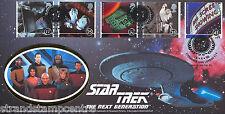 "1996 Films - Benham Pilgrim ""Star Trek Generations"" Official - Starboard Way H/S"