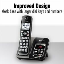 "PANASONIC KX-TG3760M ( SAME FEATURES AS THE KX-TGD563M "" ONLY 1 HANDSET""  )"