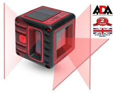 LASER LEVEL Self Levelling Cross Line 2 way Handheld FREE Delivery ADA CUBE 3D