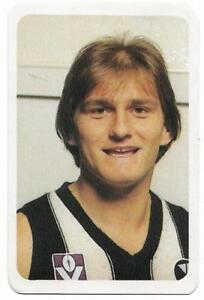 1981 Ardmona Big League Series 1 Ian COOPER Collingwood MINT ****