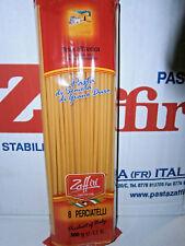 Makkaroni Perciatelli Single Paket 10x 500 gr also 5kg  Hartweizen pur Nudeln
