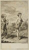 CHODOWIECKI (1726-1801). Folgen des Leichtsinns; Druckgraphik 1