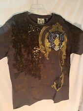 Premium Graphics (Retrofit) T Shirt Sz. 2XL (Brown)