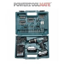 Makita HP457DWE10 18V Li-ion G Series Cordless Combi Drill 2 x 1.5 Ah Batteries