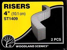 Woodland Scenics 4 Riser 2 Each (2) St1409