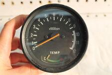 1980-82 YAMAHA RD250 RD350 TACHOMETER TEMPERATURE GAUGE (SYBA)