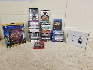 59 x PS3 PS4 Games Job Lot- Assassin's Resident COD GTA Sims Turtle PlayStation