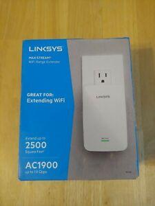 WiFi Range Extender, Linksys Max-Stream, AC1900 RE7000