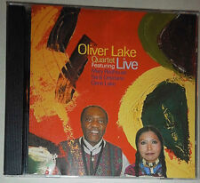 OLIVER LAKE QUARTET FEATURING MARY REDHOUSE SANTI DEBRIANO GENE LAKE LIVE CD