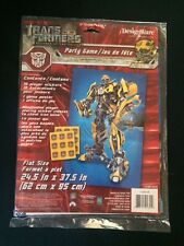 Transformers Revenge of the fallen party supplies-Party Game