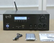 Dynavox VT-80 MK - Stereo-Receiver / Verstärker / Bluetooth®, USB / schwarz