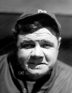 8x10 Print Babe Ruth New York Yankees1930 Portrait #BR77
