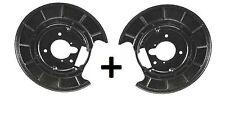 PEUGEOT 406  arrière frein à disque plaque arrière Droit & gauche  421181