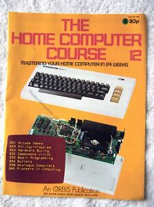 58903 Issue 12 The Home Computer Course Magazine 1983