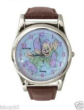 BRAND NEW DISNEY DOPEY BUBBLES SILLY FACE WATCH
