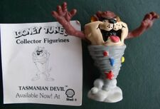 Warner Brothers Loony Tunes Tasmanian Devil Collector Figurine Cake Topper