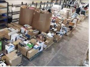 Wholesale lot 12 Items Amazon Returns General Merch Reseller Pallet bundle Lots