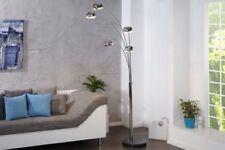 Lámparas de interior sin marca color principal plata de cromo