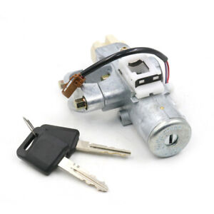 Ignition Switch Steering Lock Fit Nissan Terrano Regulus Infiniti QX4 AT 1999-01