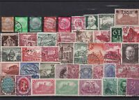 germany weimar and third reich period stamps ref 16120