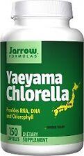 Chlorella (Yaeyama) 400mg Jarrow Formulas 150 Caps