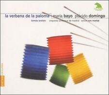Tomas Breton: La Verbena de la Paloma (CD, Jul-2003, Na‹ive (Label))