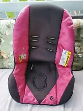 Baby Trend Pink/Black Car Seat Fabric Cover cushion support pad Replacement.
