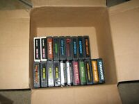 ATARI 2600 GAMES THE BEST GREATEST CLASSIC ARCADE TITLES WITH GOOD INTACT LABELS