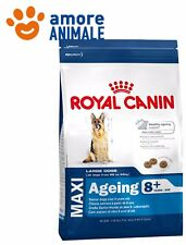 Royal Canin Maxi Ageing 8+ Confezione 15 kg - crocchette per cane cani