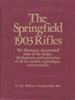 History Springfield 1903 Rifle Brophy Design Development Models Firearms Guns HC
