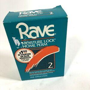 Vintage Rave Moisture Lock Home Perm 2 one application