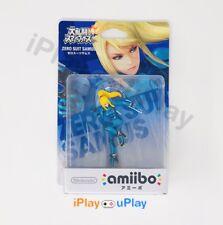 Nintendo Zero Suit Samus amiibo Super Smash Bros. (Japan Import)
