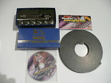 New Beugler Profesional Pinstriping Tool Kit with Magnetic Guide Strip and DVD
