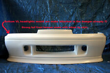 SS Group A VL Holden Walkinshaw Front Bumper Body Kits, Full replacement bumper