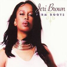Jeri Brown - Firm Roots (Justin Time) CD NEW  SEALED Jazz