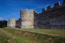 612036 Porcester Castle Hampshire England A4 Photo Print