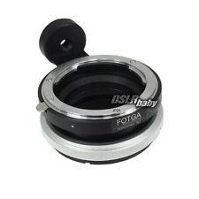 Fotga Tilt Adapter for Nikon to Sony NEX3 NEX5 NEX-5N NEX-VG10 E-mount NEX DSLR