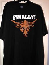 The Rock WWE WrestleMania 32 Shirt RARE COLLECTOR's ITEM 2xl