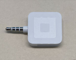 Square - Magstripe Reader with 3.5mm Headphone Connector (White)