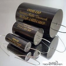 Jantzen mkp Cross cap condensador 400 V, 0,82 µf