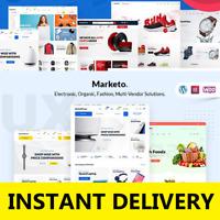 Marketo - eCommerce&Multivendor Marketplace Woocommerce WordPress Theme Builder