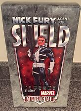 Bowen Designs Nick Fury Agent of Shield Classic Marvel Statue Avengers- MINT